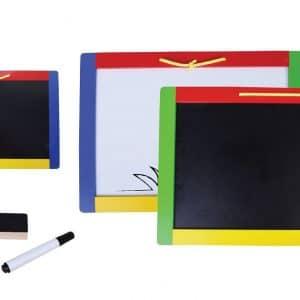 לוח מגנט + לוח ציור
