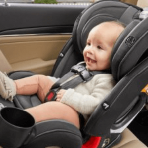 כסא בטיחות גרקו SlimFit3 ™ LX 3-in-1